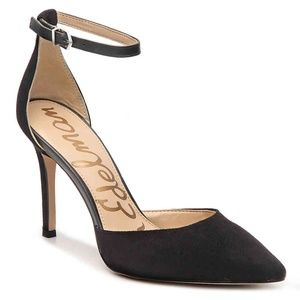 Sam Edelman Black Harlow Pump Like New